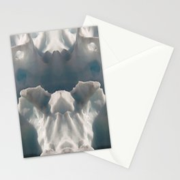 Facing Ice Stationery Cards
