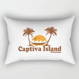 Captiva Island - Florida. Rectangular Pillow