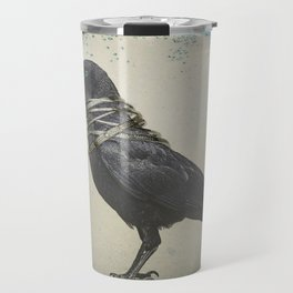 Raven Band Travel Mug