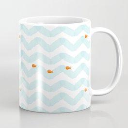 Golf Fish Coffee Mug