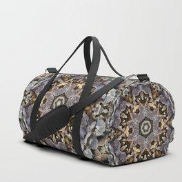 Mushroom Mandala 3 Duffle Bag