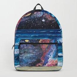 Space Beach Backpack