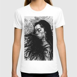 interrupted T-shirt