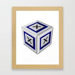 WIN2K - Eksu 3D Framed Art Print