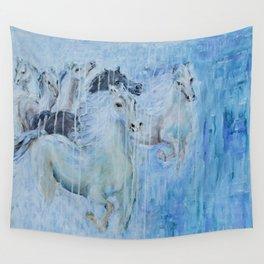 Spirit Horses Wall Tapestry