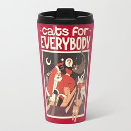 Cats for Everybody Travel Mug