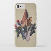 tequila iPhone & iPod Cases featuring Tequila Diamonds by Joe Castro