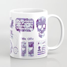 Novel Pictures - Fool Moon Coffee Mug