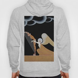 "Art Deco Design ""The Angel"" Hoody"