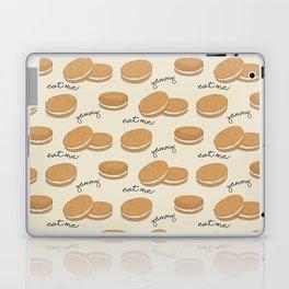 Brown cookies Laptop & iPad Skin