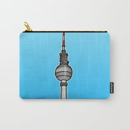 TV-Tower Berlin Carry-All Pouch