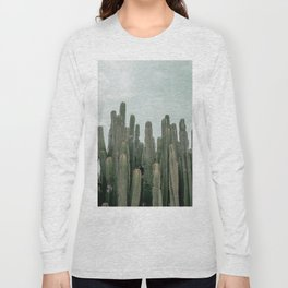 Cactus Jungle Long Sleeve T-shirt