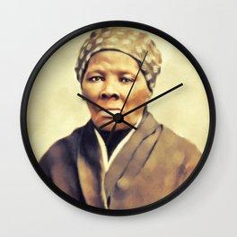 Harriet Tubman, Civil Rigts Activist Wall Clock