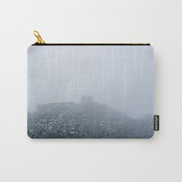 Mystical castle ruin Carry-All Pouch