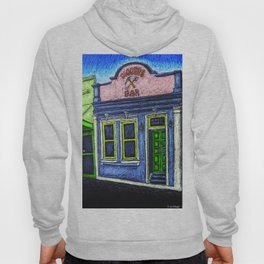 Diggers Bar - Hamilton - New Zealand Hoody