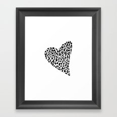 Wild Heart II Framed Art Print