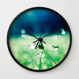 Downtime Doze Wall Clock