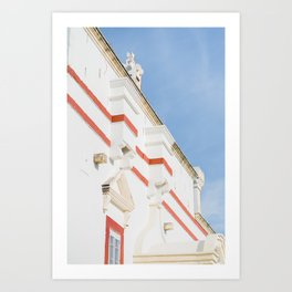Apulian Dream Art Print
