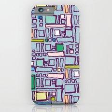 Blocked Slim Case iPhone 6s