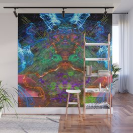 The Genie's Invocation II Wall Mural