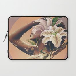 Floral beauty 3 Laptop Sleeve