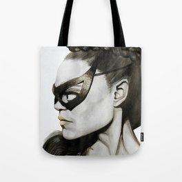 Eartha Kitt IS Catwoman Tote Bag