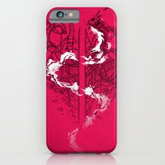 Coaster Catastrophe iPhone 6s Slim Case