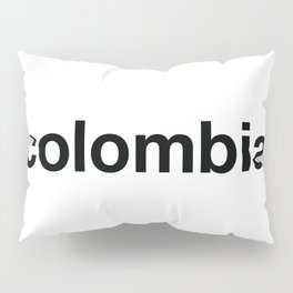 COLOMBIA Pillow Sham