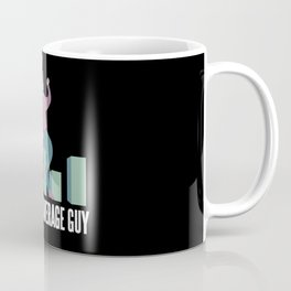 Not Your Average Guy For Math & Statistic Lovers Coffee Mug