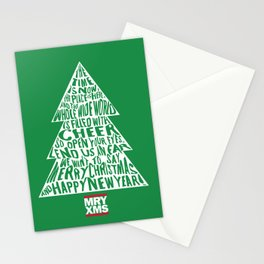 Hip Hop Holiday Stationery Cards