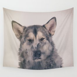 Old Timer Wall Tapestry