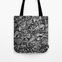 Fall Monochrome Tote Bag