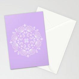 Lilac Mermaid Stationery Cards