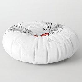 Angel Heart Floor Pillow
