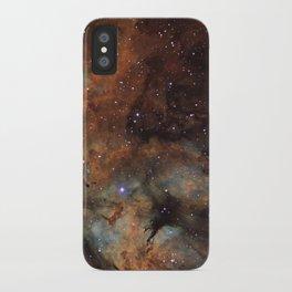Gamma Cygni Nebula iPhone Case