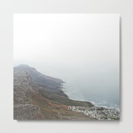 From Table Mountain I Metal Print