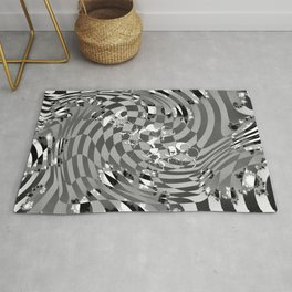 Orders of simplicity series: Patterns in nature Rug