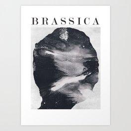 Brassica Art Print