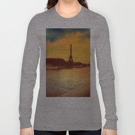 Paris from a Distance  Long Sleeve T-shirt