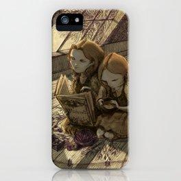 November iPhone Case