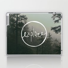 Explore Oregon Forest Laptop & iPad Skin