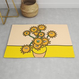 Ooh Zoo – art-series, Van Gogh Rug