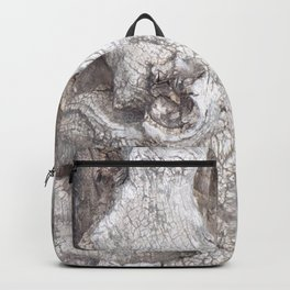 Fabulous Old Gnarled Tree Knot, Old Grey Tree, Woderful Texured Tree Backpack