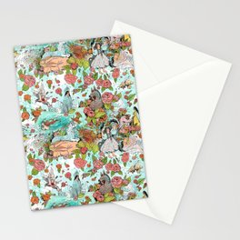 Fairy Tale Tapestry Stationery Cards