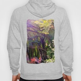 Go Deeper Into The Woods Hoody