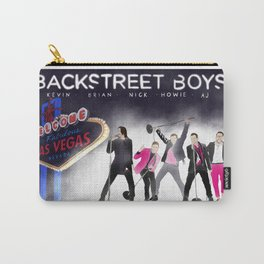 Backstreetboys Vegas Love Carry-All Pouch