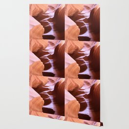 Antelope Colors Abstract Sandstone Waves Wallpaper