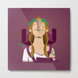Dionysus Metal Print