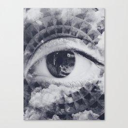 Oculus Canvas Print