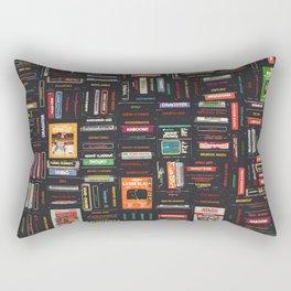 Games Rectangular Pillow